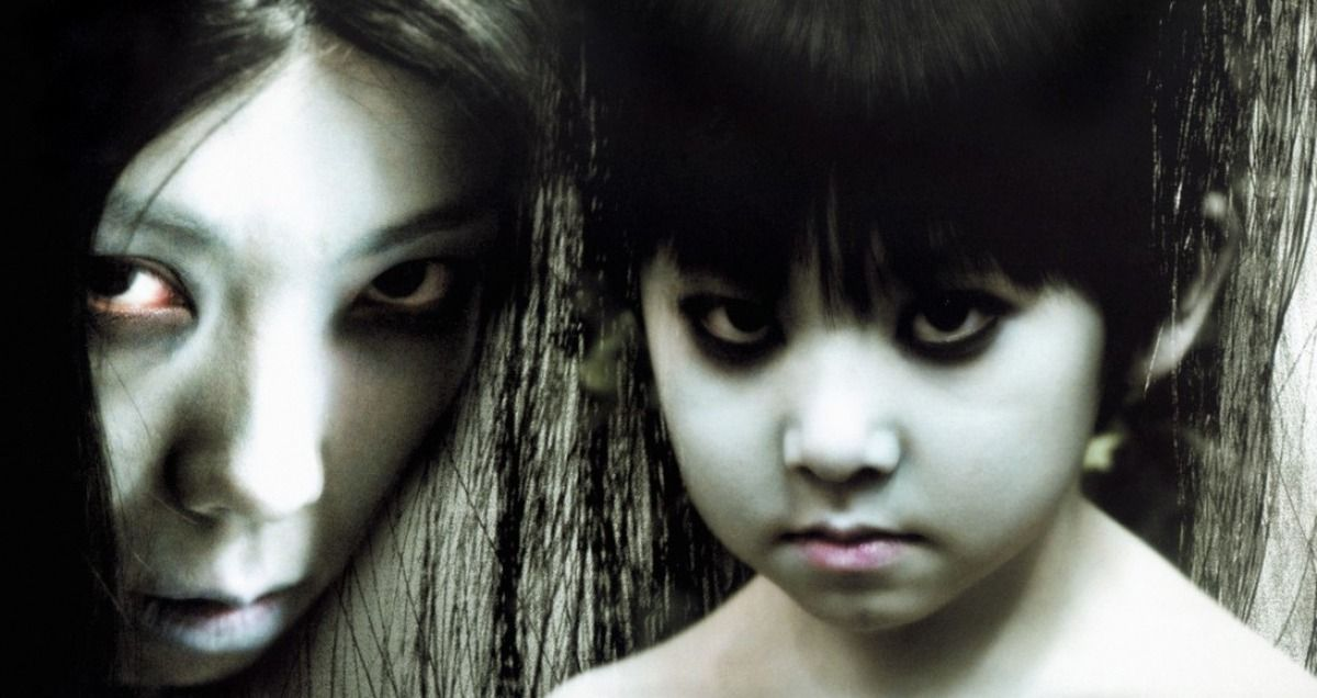 The Grudge | SCARY Halloween | Pinterest | Horror, Scary and ...