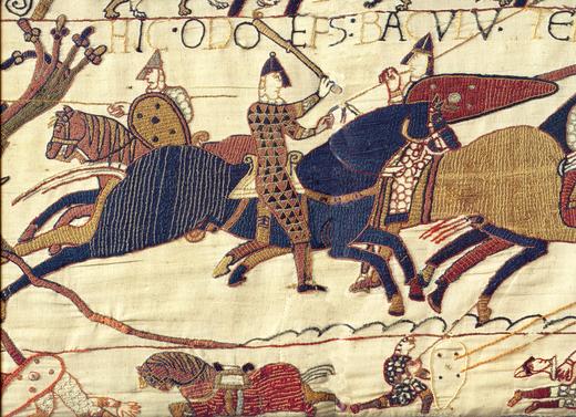 Tapisserie De Bayeux Wikipédia Tapisserie De Bayeux Art Roman Les Arts