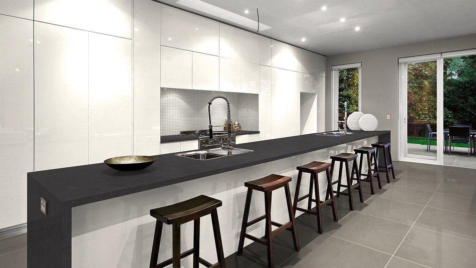 Kitchen Tiles Belgium stone bruno lapparto | Contemporary ...