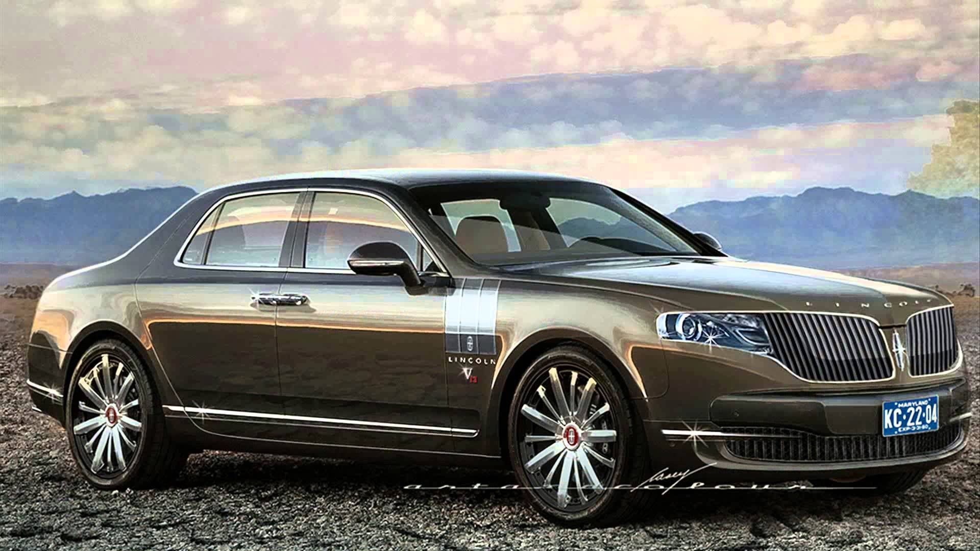 2020 Lincoln Continental Concept in 2020 Lincoln town