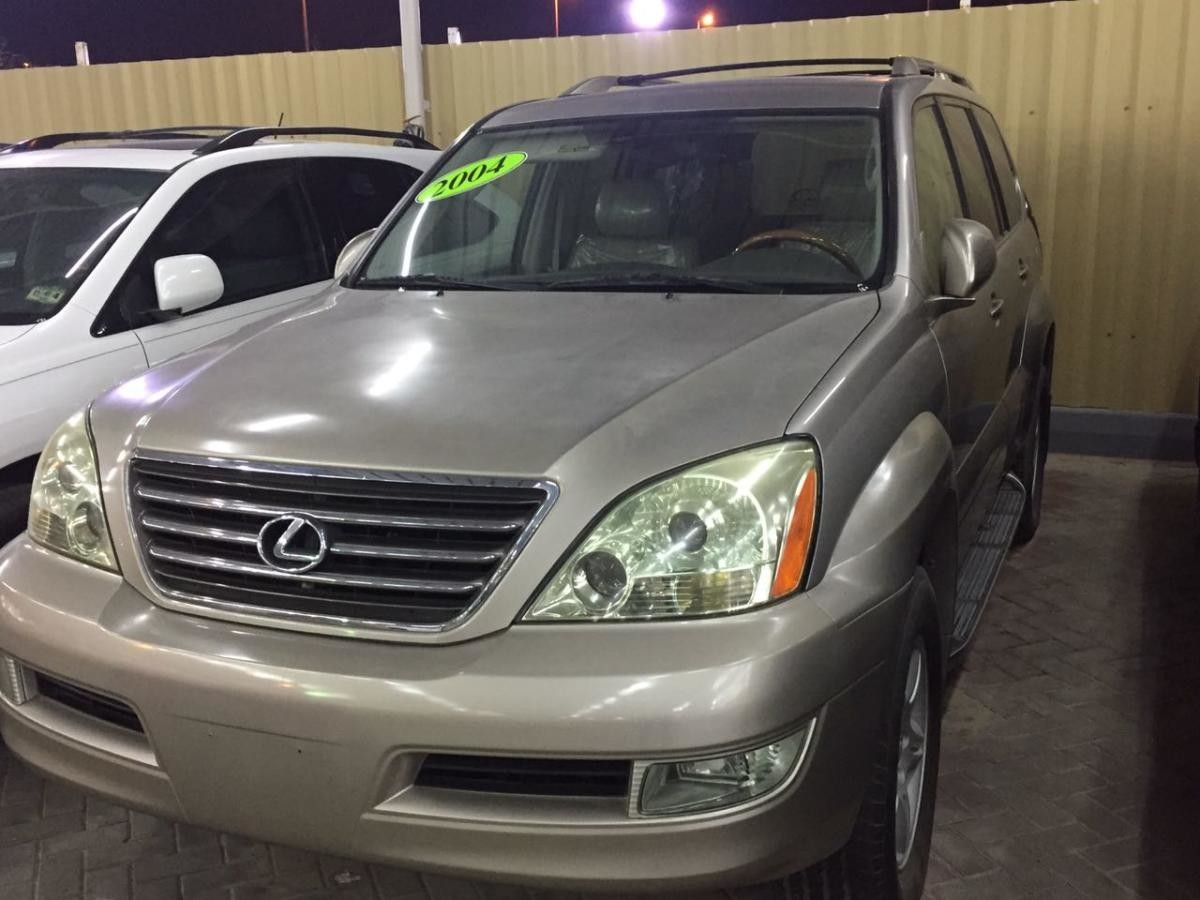 Lexus GX470 American spec 2004 good condition Lexus