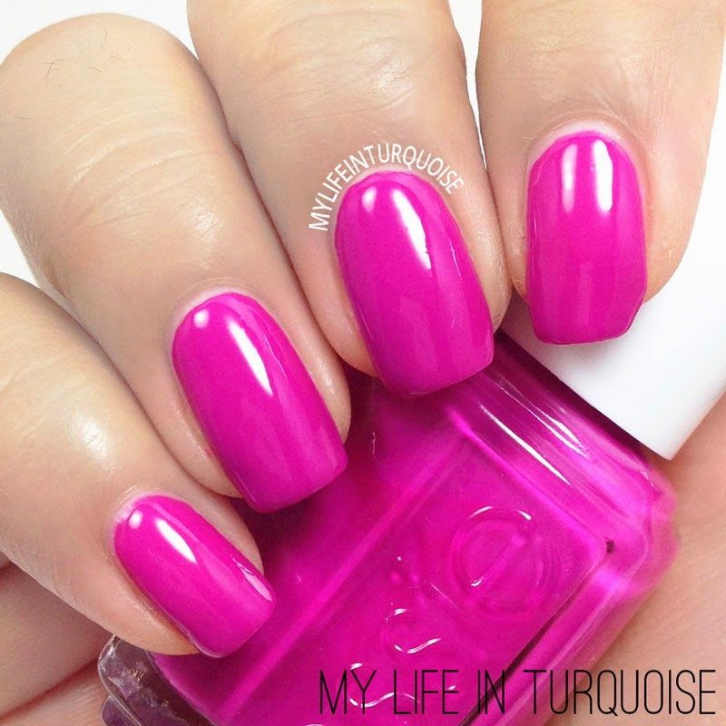 too taboo // Essie Neon 2014 Collection // My Life in Turquoise ...