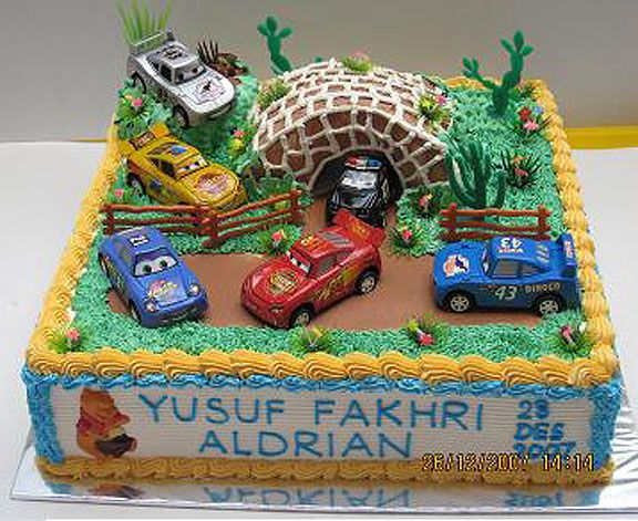 Cake Designs Disney Cars : mater tow truck cake pan Pixar Cars Birthday Cake Ideas ...