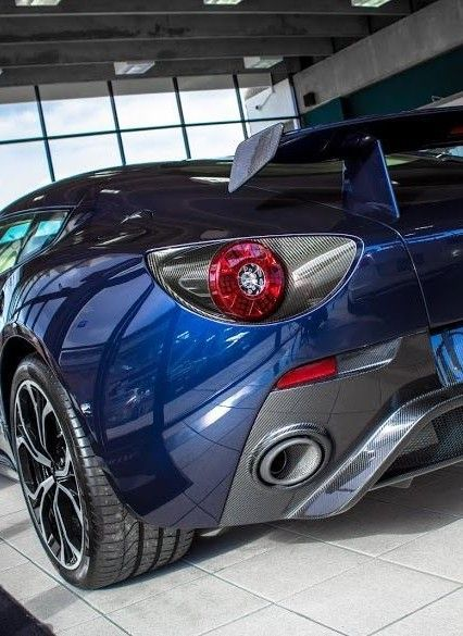 Visit The MACHINE Shop Café... ❤ The Best of Aston Martin... ❤ (Aston Martin V12 Zagato Coupé)