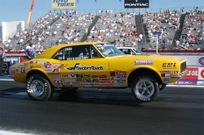 David Rampy Wins Two Events at the NHRA Nationals in Phoenix ...