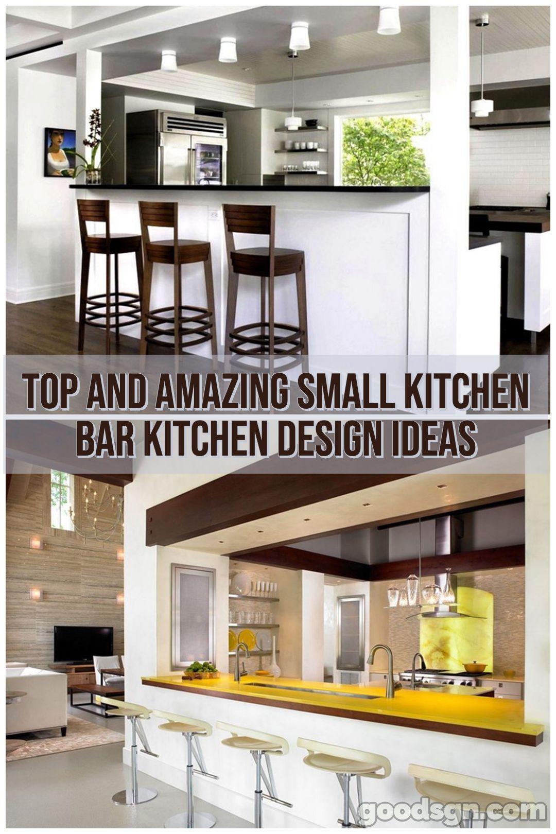 Pin by Felish Malcolm on Kitchen Ideas   Kitchen bar design ...