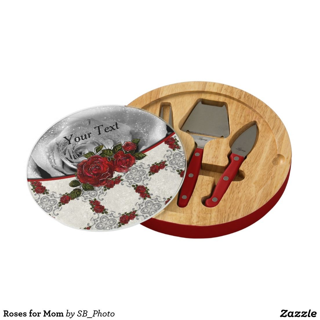 Roses for Mom Cheese Platter Pinterest Cheese platters