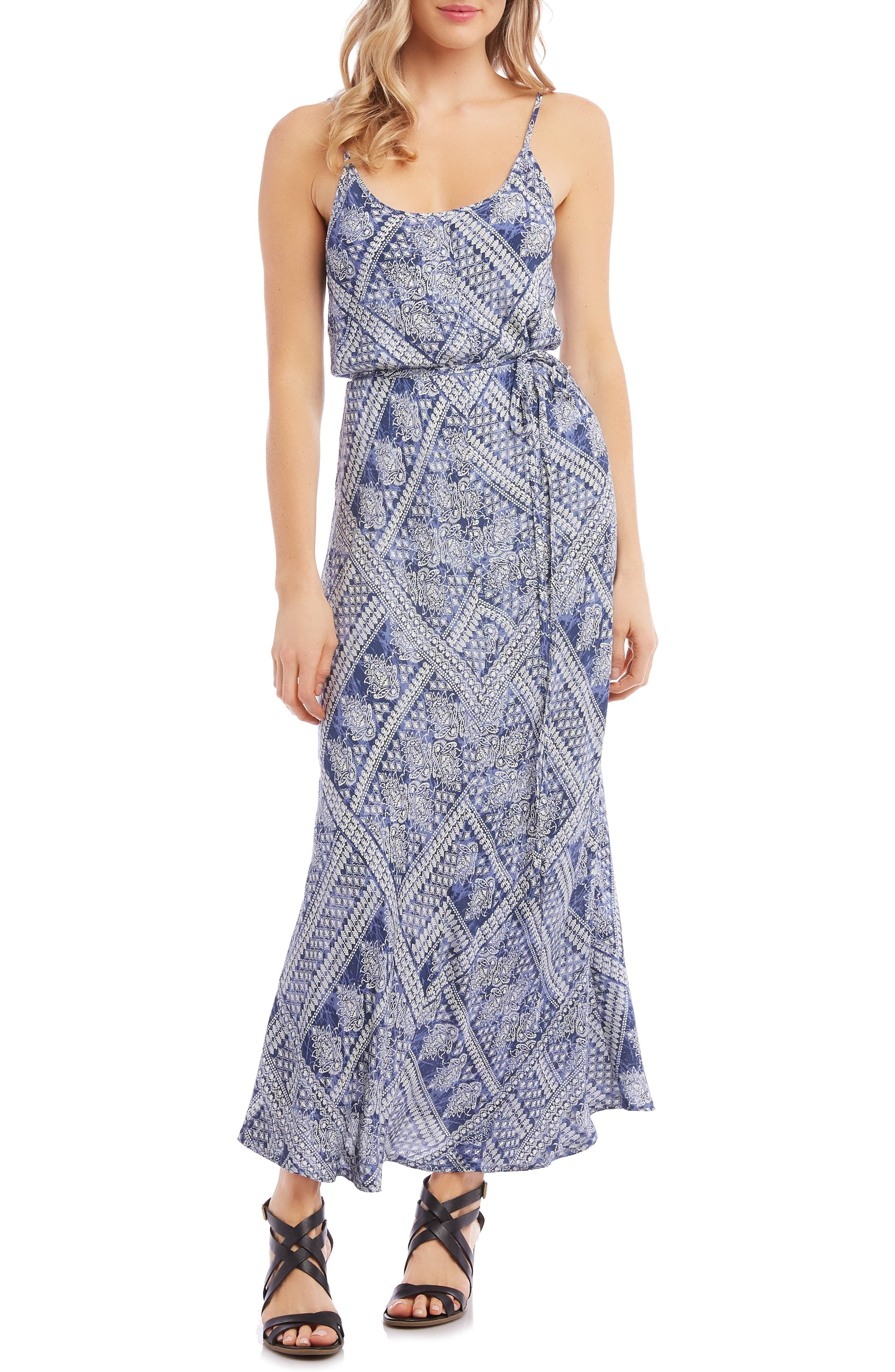 Karen Kane Sleeveless Maxi Dress Nordstrom Womens Maxi Dresses Maxi Dress Sleeveless Maxi Dress [ 4048 x 2640 Pixel ]