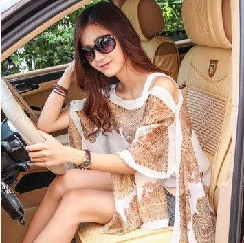 f84c685f6a386 NEW Boho Chic Butterfly Summer Women Floral Bikini Cover Up Sexy Swimwear  Beach Cover Up Bikini Dress