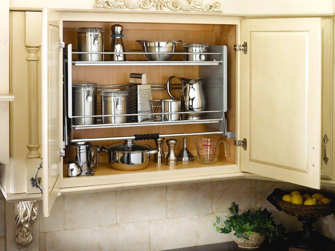 Rev A Shelf 5pd 36crn Build Com Kitchen Cabinet Remodel Kitchen Wall Cabinets Upper Kitchen Cabinets