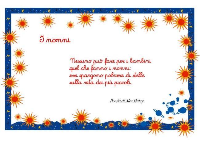 Auguri Di Natale Nonni.Poesia Per La Festa Dei Nonni Festa Dei Nonni Festa Festa Del Papa