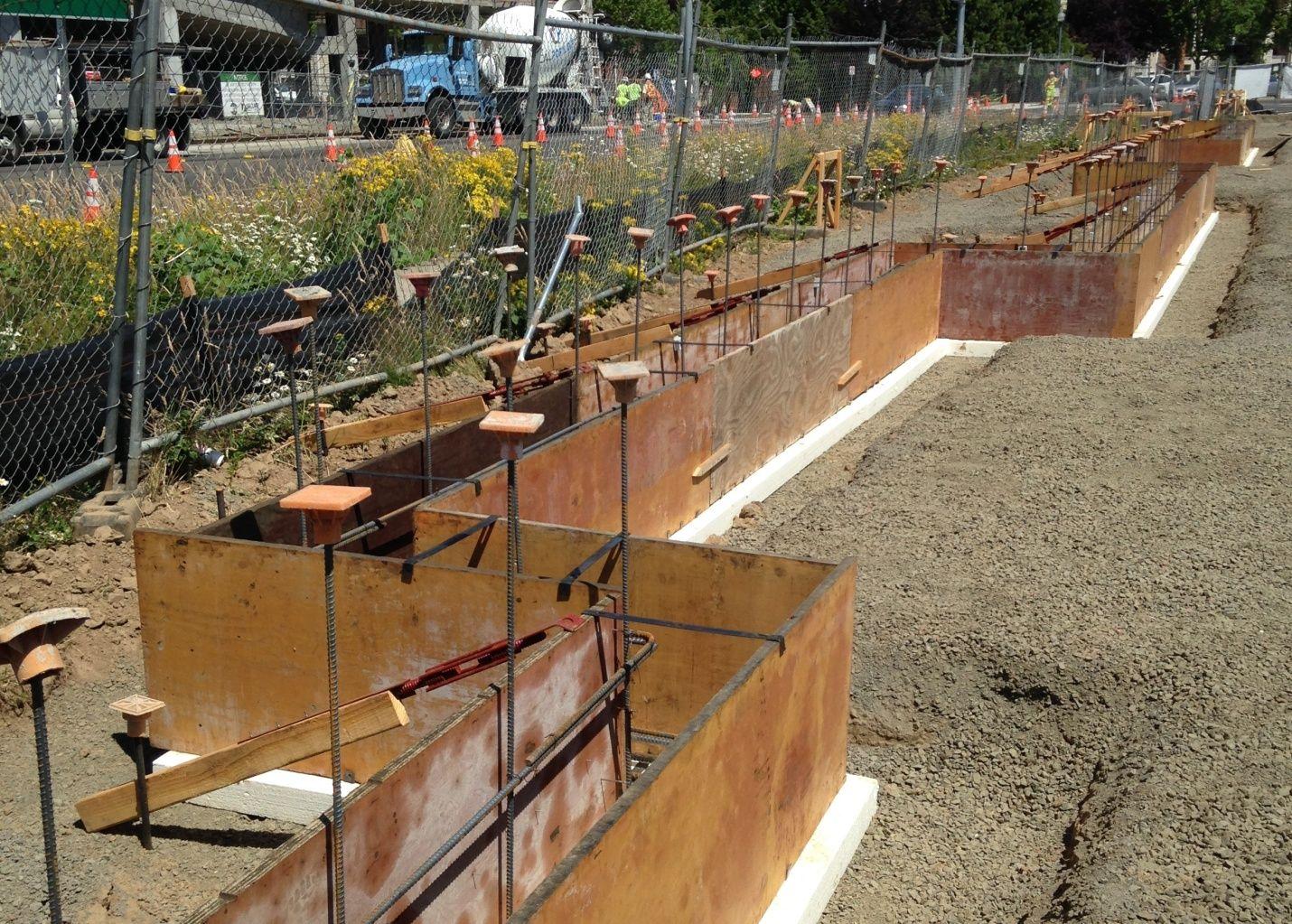 Placing A Concrete Foundation On Rigid Foam Insulation Rigid Foam Insulation Foam Insulation Insulated Concrete Forms