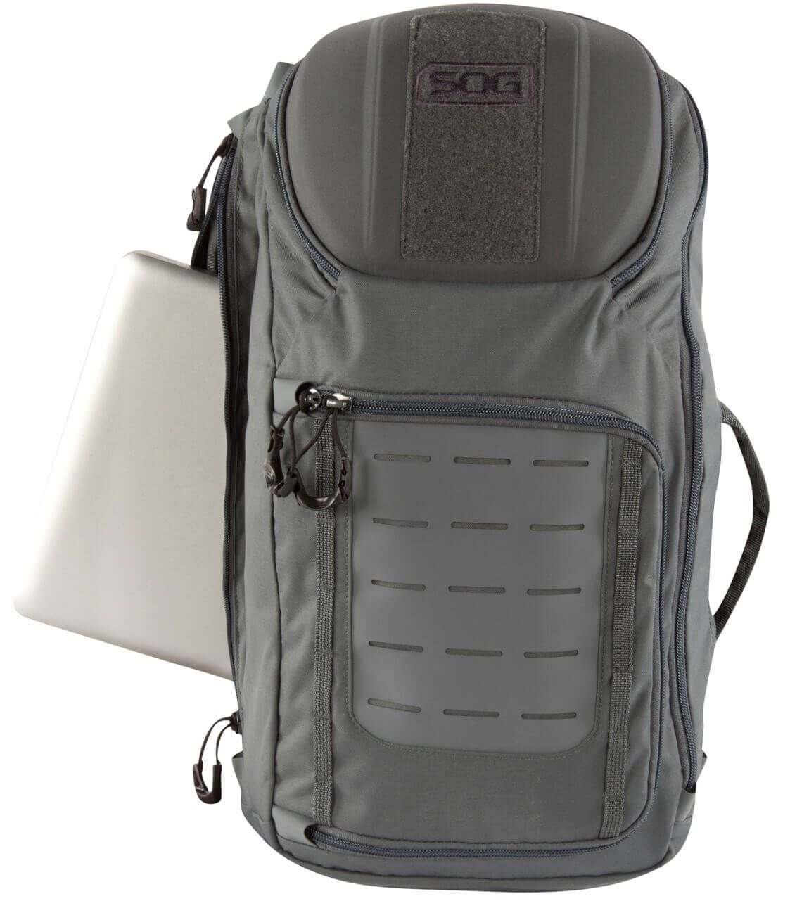 backpack open by two sides and others compartments   Cool Stuff ...