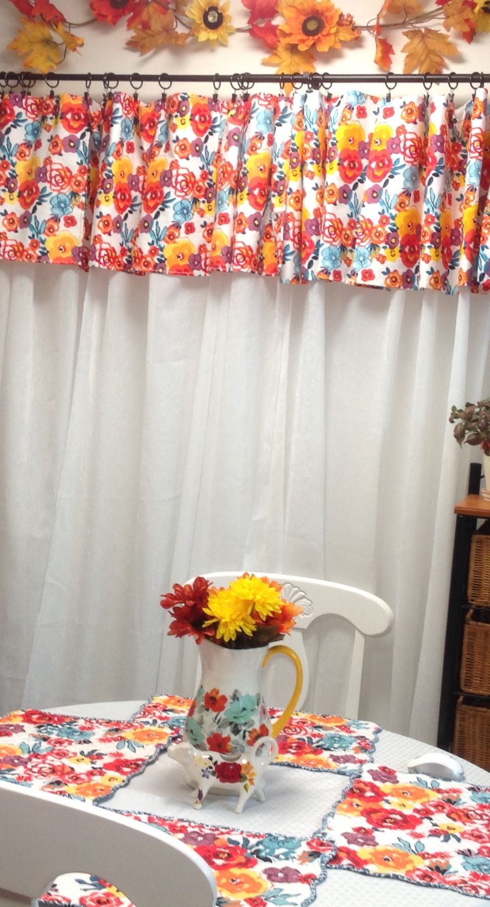 Pioneer woman curtains made using towels | For the Home | Pinterest