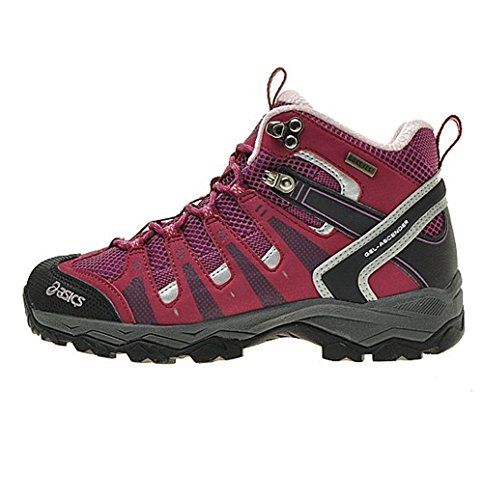 Asics Womens Mountaineering Goretex Mid Sports Trekking Trail Hiking Boots US 8 ** Be sure to check out this awesome product.