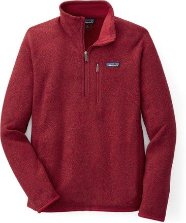 Better Sweater Quarter Zip Pullover Mens Products Pinterest