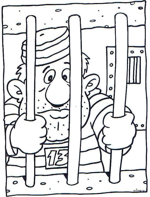 Boef In De Cel Agent En Boef Pinterest Politie