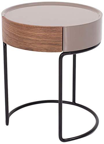 rivet table d appoint ronde avec