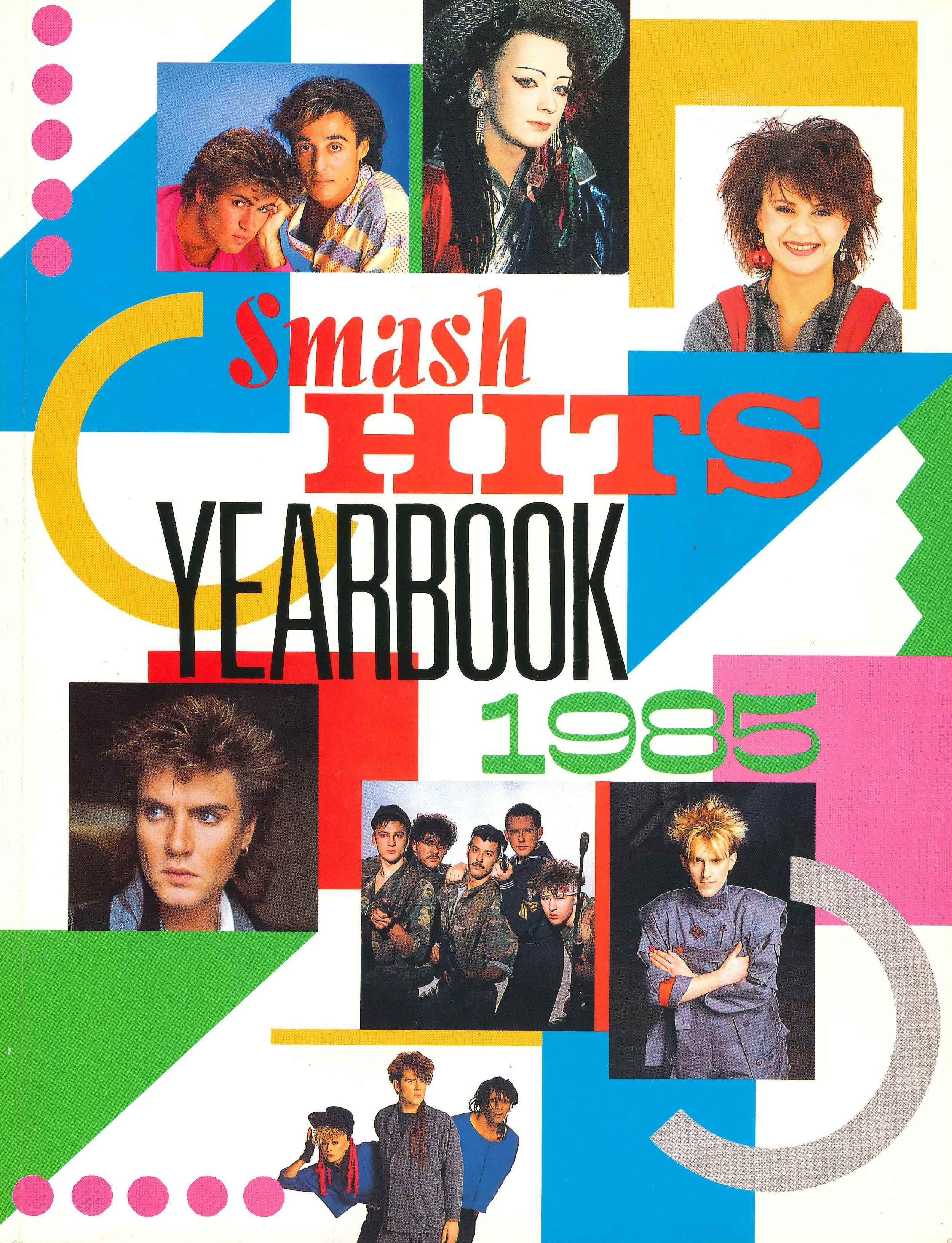 Magazine 19841231 Eurythmics UK Smash Hits Year