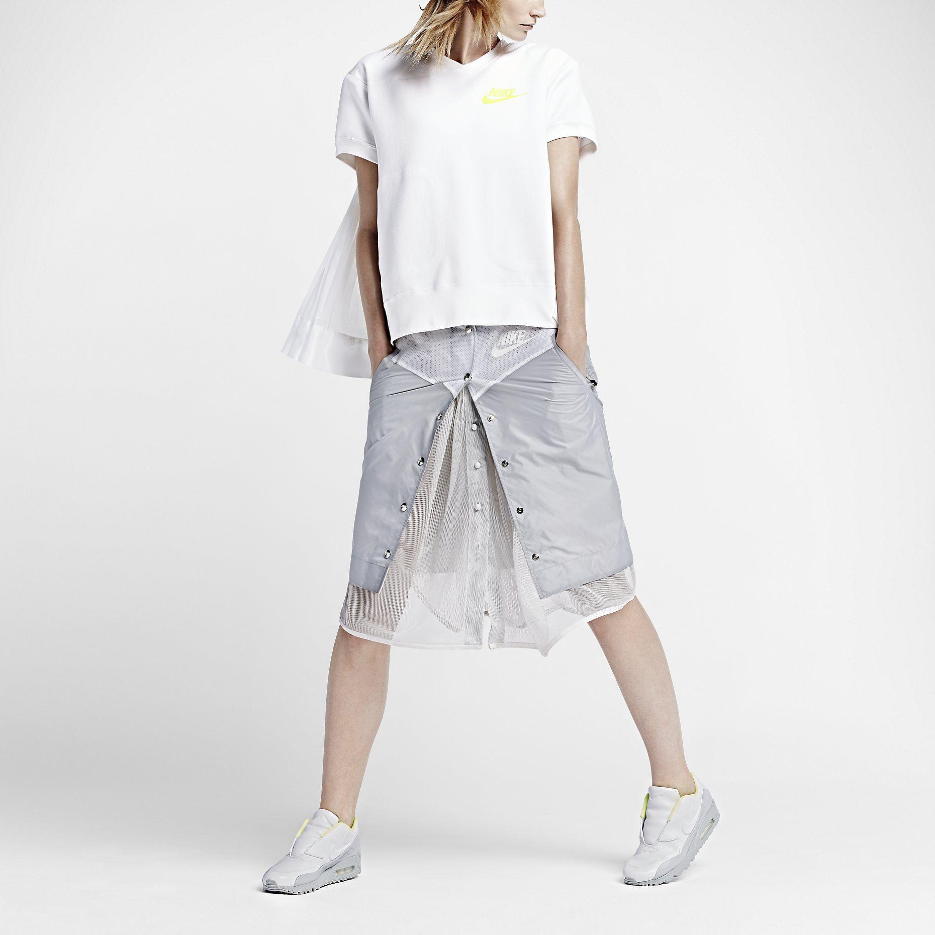 Sacai Nike Store Sacki Women's X Windrunner Nikelab Skirt 1wP5qn6