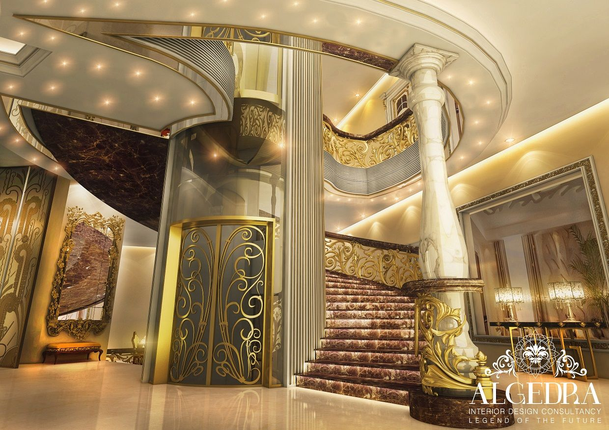 Algedra interior design dubai interior design dubai for One agency interior design dubai