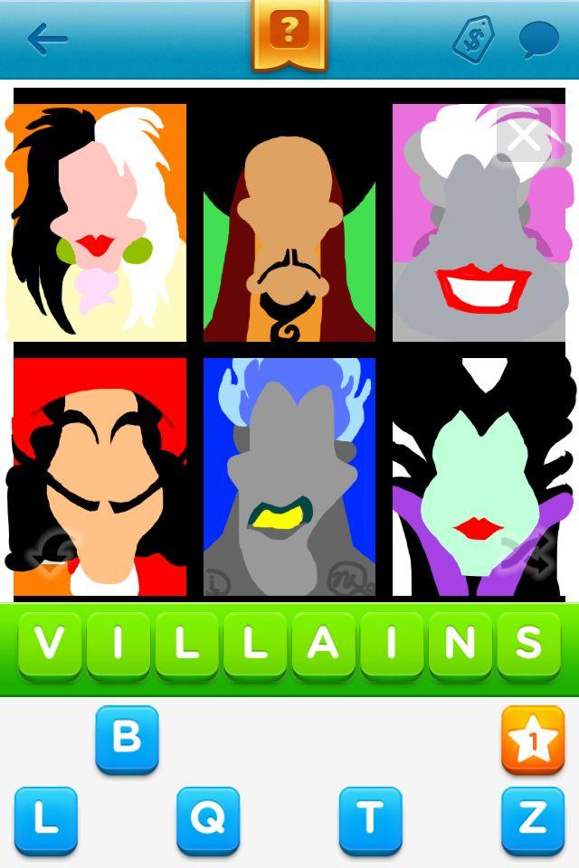 Villains. Artist dobbidodar