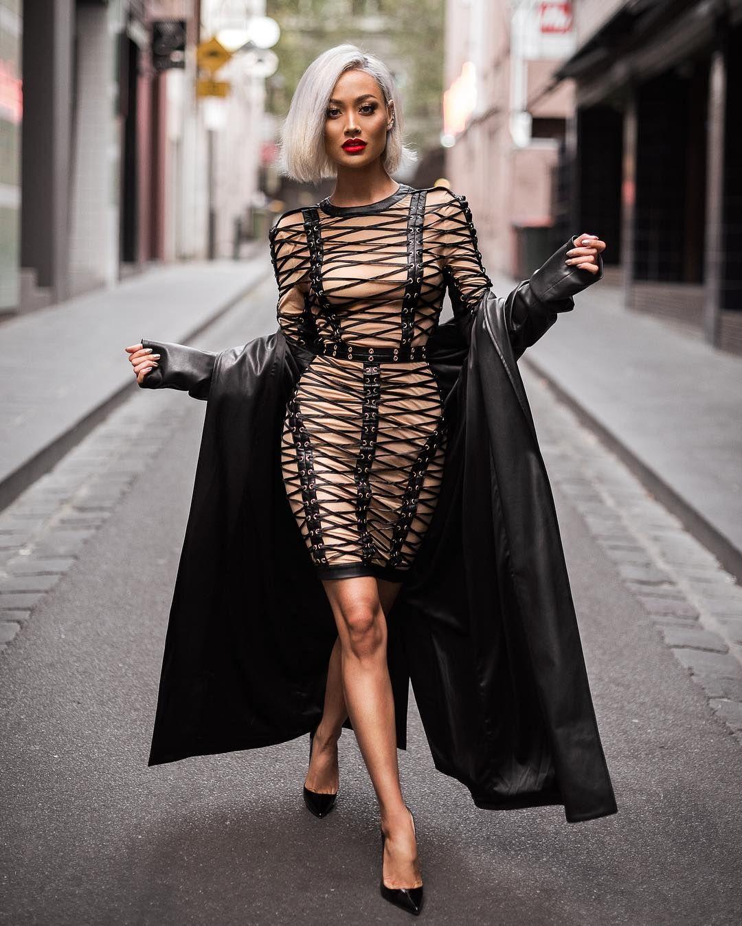 Stunning And Surprising New Looks: #SlickerThanYourAverage Fashion Blogger Aus Mgmt.