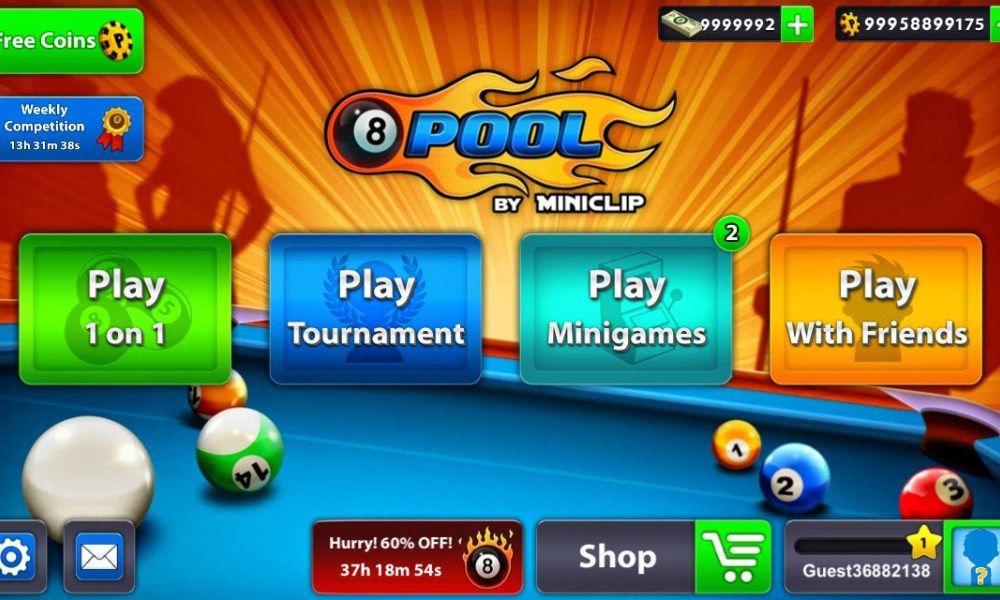 Como Ter Dinheiro E Moedas Infinitas No Jogo De Sinuca 8 Ball Pool