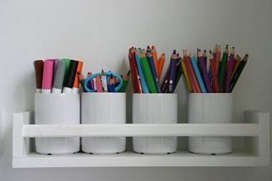 DIY Upcycling – BEKVÄM Gewürzregal [Ikea Hackers + weitere Ideen] #ikeakinderzimmer