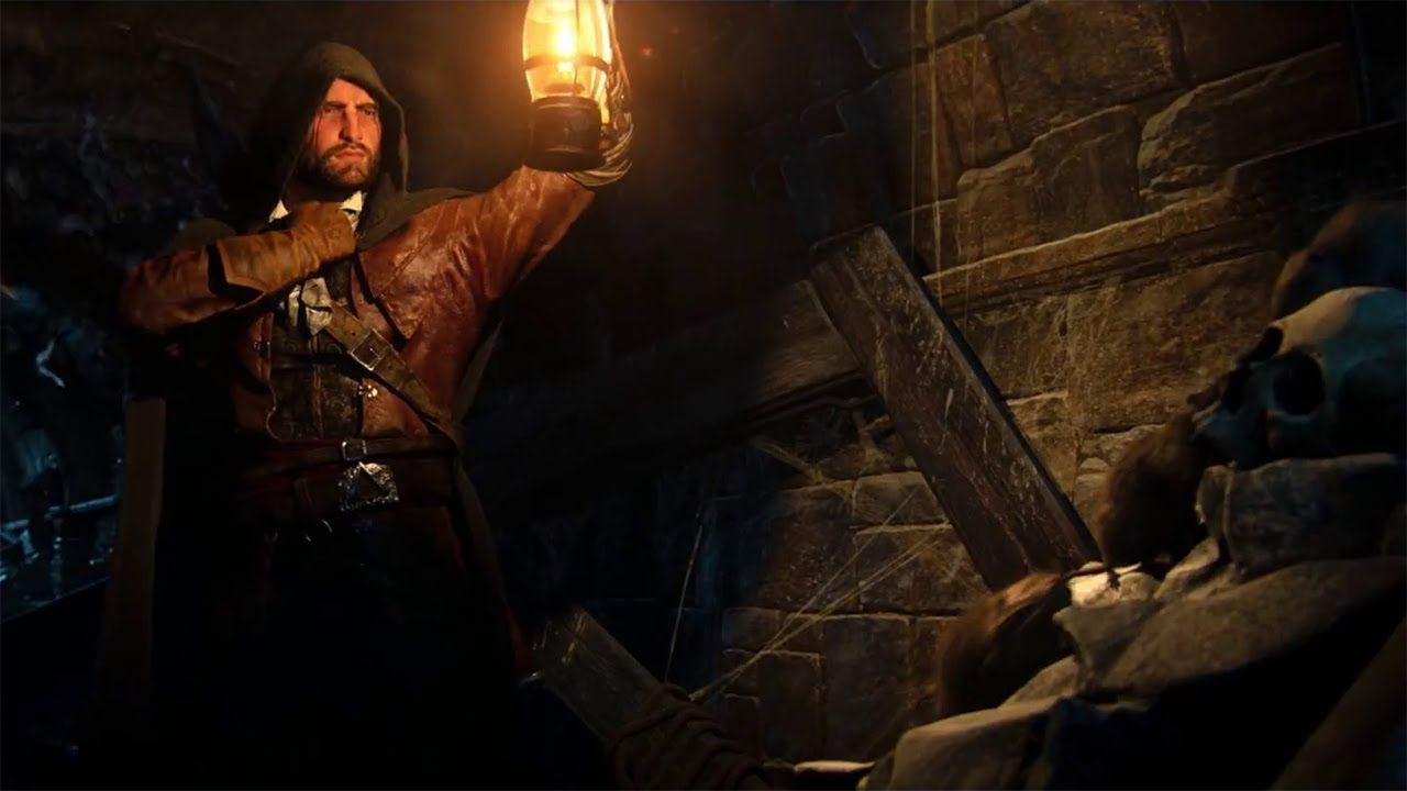 Nice Assassin S Creed Unity Dead Kings Dlc Trailer Ps4 Xbox One