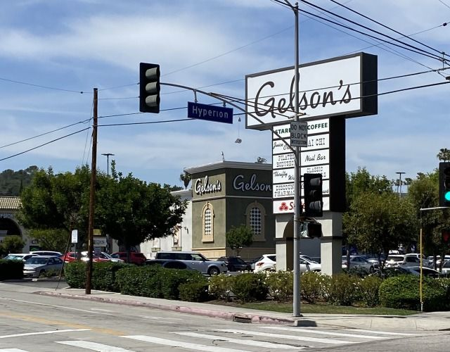 Gone but not forgotten. Gelson's Market is here now, but from 1926 to 1940, this site in Los Angeles was the location of the original Walt Disney animation studio. Soon thereafter, they moved to a...