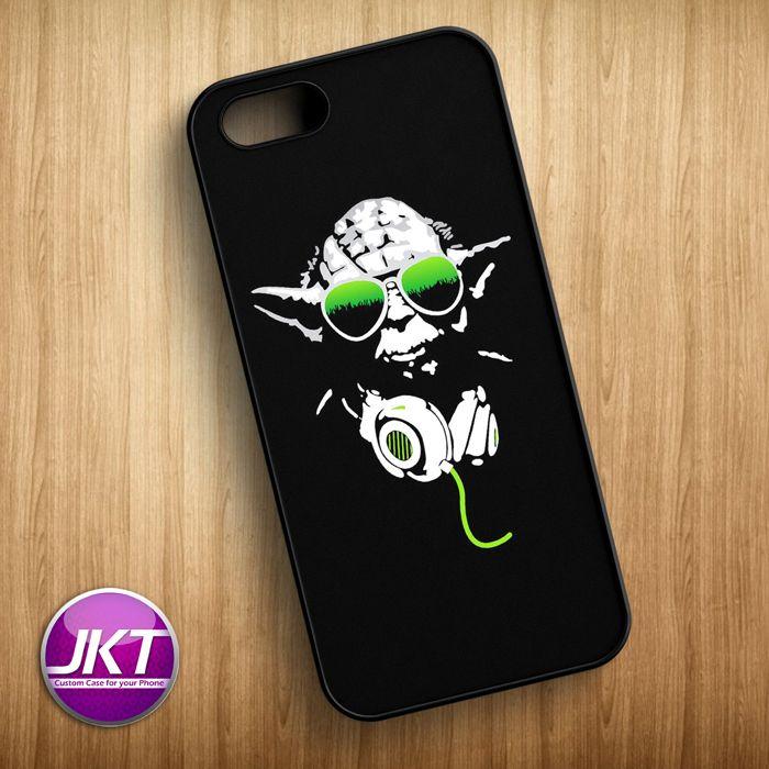 dj yoda iphone case