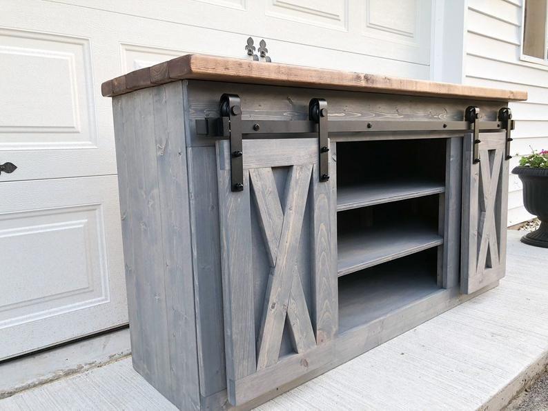 43+ Farm door cabinet ideas in 2021