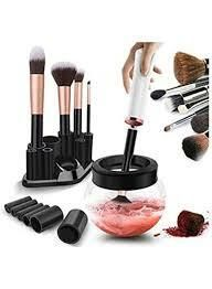 Photo of Electric Makeup Brushes Foundation Brush Electric Usb Rechargeable Washing Machine Cleaner