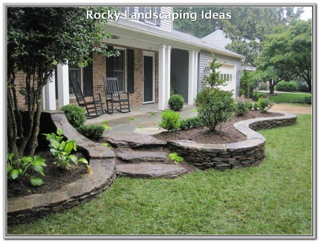 How To Improve Your Landscaping Landscaping Lovers Large Yard Landscaping Porch Landscaping Front Walkway Landscaping