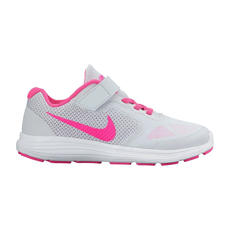 a563fa73faa4d Nike Revolution 3 Girls Running Shoes - Little Kids