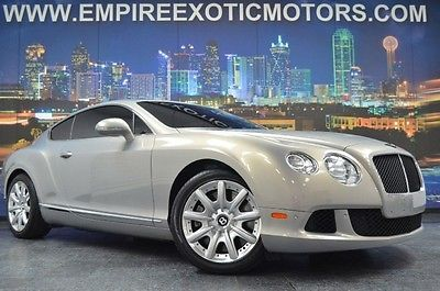 cool 2012 Bentley Continental GT 2012 Bentley Continental GT Coupe Excellent 21K - For Sale View more at http://shipperscentral.com/wp/product/2012-bentley-continental-gt-2012-bentley-continental-gt-coupe-excellent-21k-for-sale/