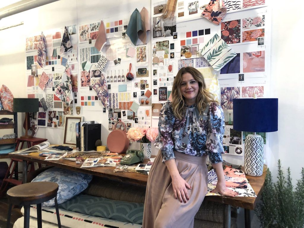 Drew barrymore flower home collection for walmart home