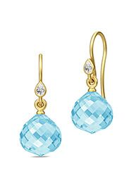 Julie Sandlau Joy Earring - Gold