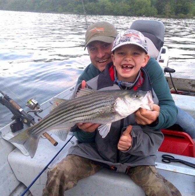 Susquehanna River Striped Bass - www simmsfishing com