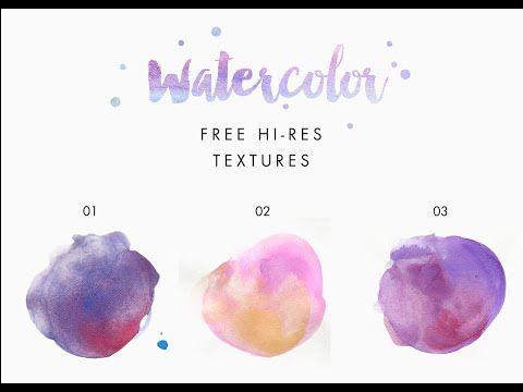 Freebie Watercolor Design Graphic Design Business Graphic