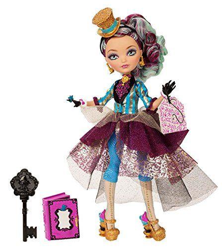 Mattel Ever After High BJH47 - Bambola Madeline Hatter…