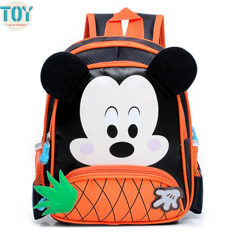 Find More Plush Backpacks Information about New Mickey Mouse Design Kids Schoolbag Kindergarten Mochila Backpack Fashion School Bag for 1 3 Year Children Gift 3 Color,High Quality backpack bag brand,China bag pendant Suppliers, Cheap bag duck from Toys in the Kingdom on Aliexpress.com