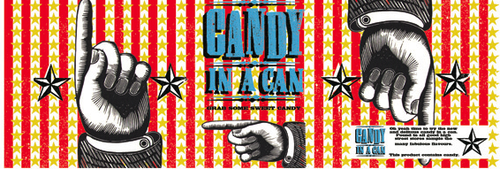 Candy in a Can: a Weasley Wizard Wheezes Product