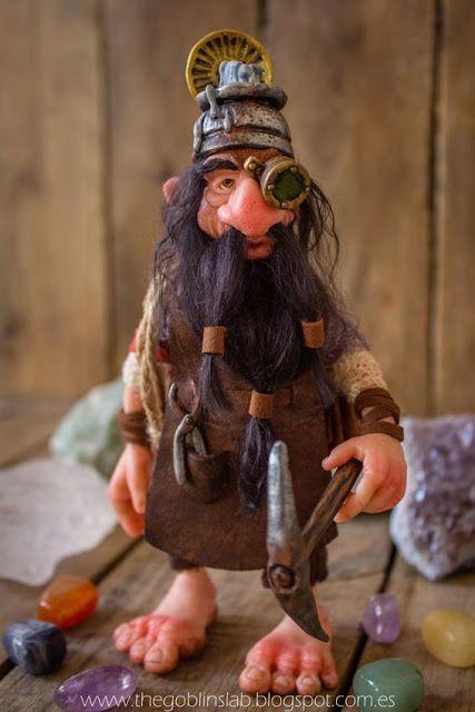 Creepy Dwarf