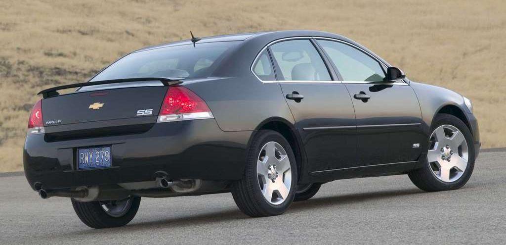 2006 Chevrolet Impala Ss >> Pin On Cars