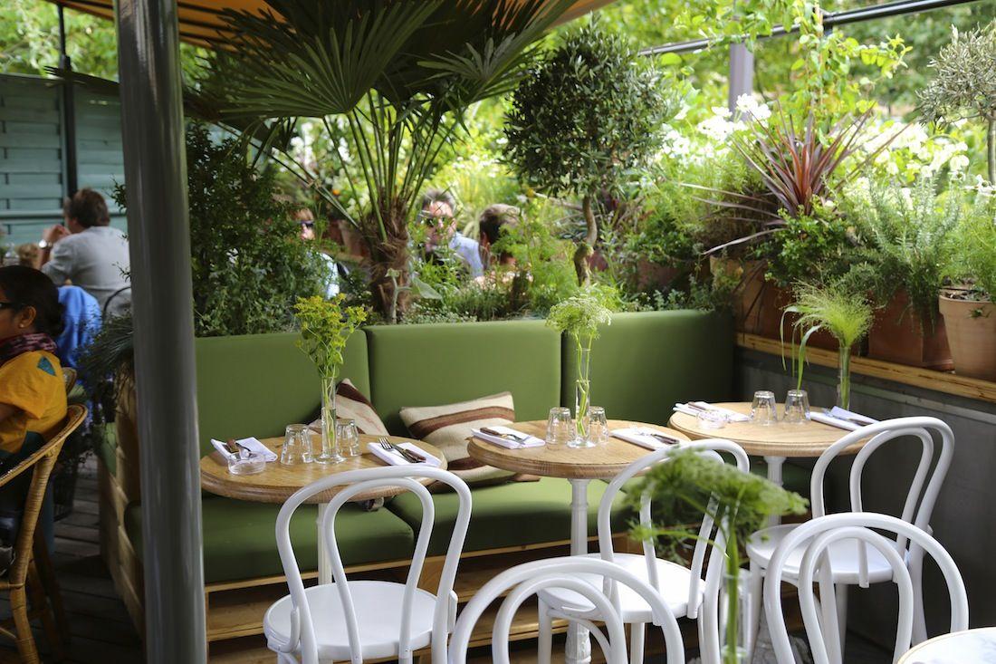 Auteuil brasserie paris 16 restaurant rooftop 16 home for Restaurant paris jardin