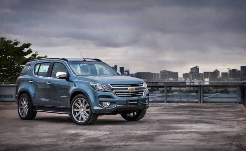 Chevrolet Blazer 2020 Price In India New Model And Performance