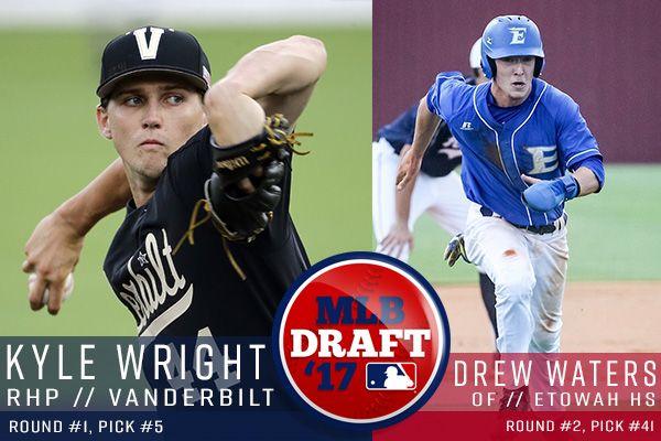 Braves Draft News