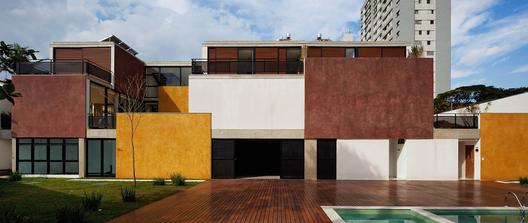 Bernarda Luis / NITSCHE ARQUITETOS (Alto de Pinheiros, São Paulo, Brazil) #architecture